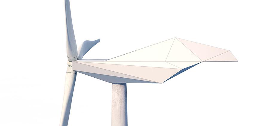 Wind Turbine Loft - Morphocode Concept