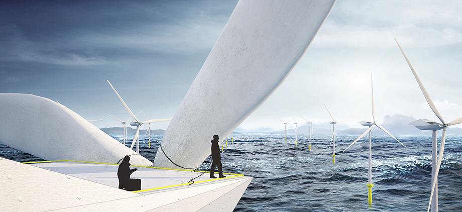 Wind Turbine Loft