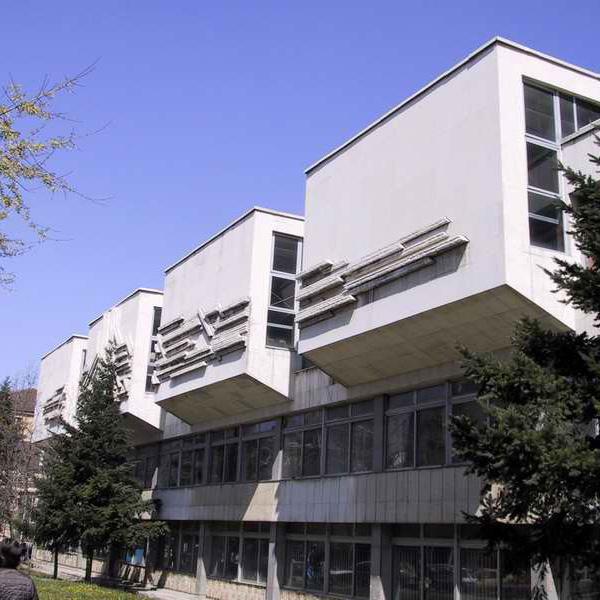Университет по Архитектура, Строителство, Геодезия  - София, България