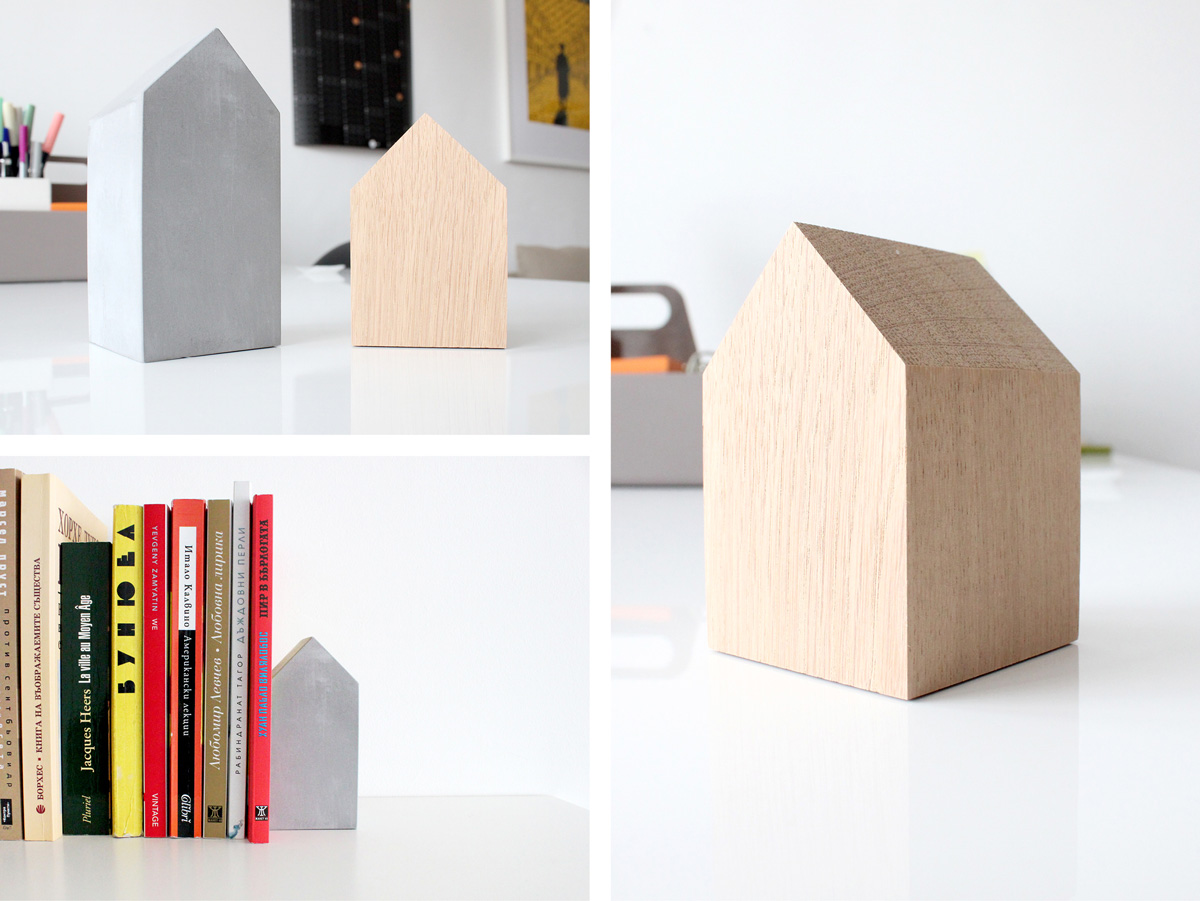 Arch You Houses by  Anne Boysen
