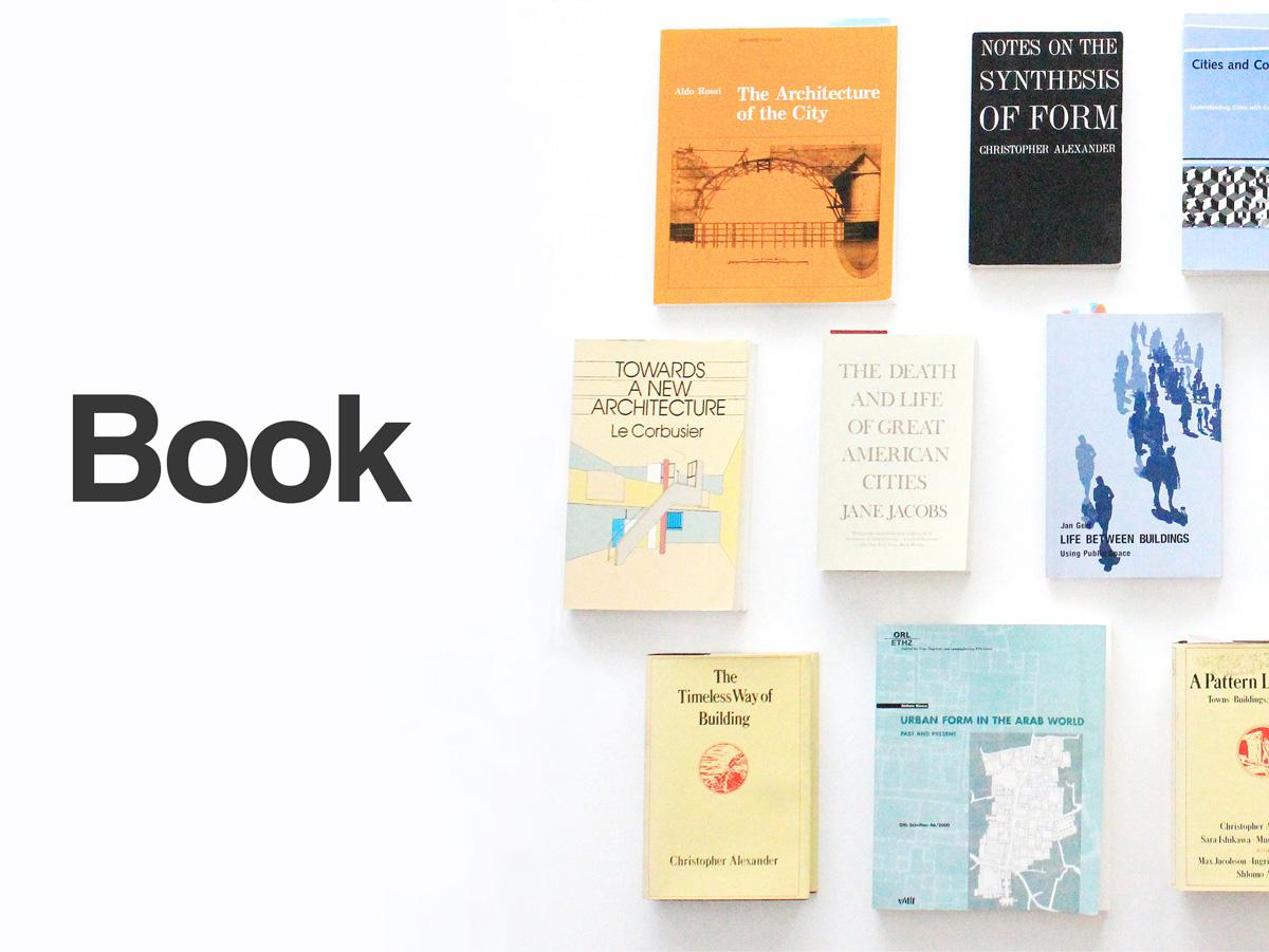 Books on Architecture & Urbanism