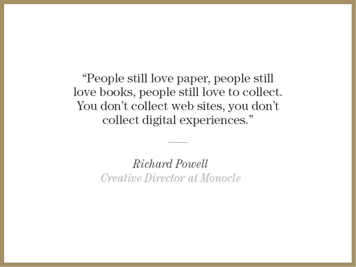 Richard Powell on Books