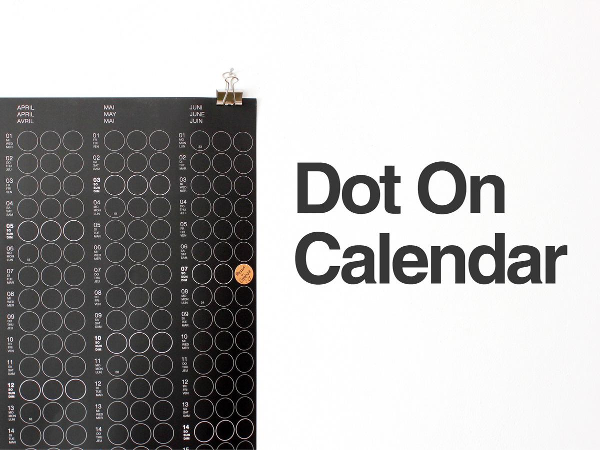 Dot on Calendar 2015