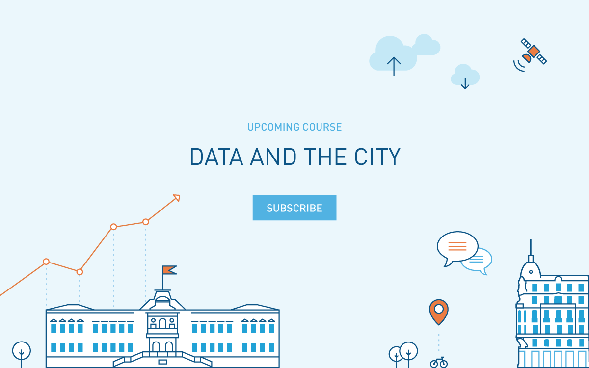 Data & the City - Upcoming Course at Morphocode Academy